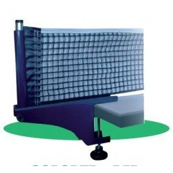 soporte + red de ping pong softee COMPETICION