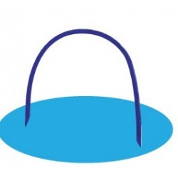 recambio aleta MANO ERGO softee natacion piscina