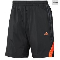 pantalon corto ADIDAS Short chico gris x27558