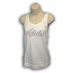 camiseta Adidas chica tirantes 2012 GLITTER TANK X28674
