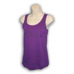 camiseta Adidas chica tirantes 2012 GLITTER TANK X28850