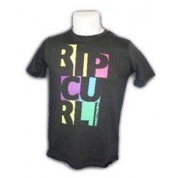camiseta Rip Curl de Junior 2012 HAPPY BARRELS TEE