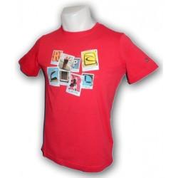 camiseta Rip Curl de Junior 2012 RAINBOW SLANT