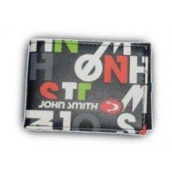 Monedero billetero cartera John Smith WALLET 2012a