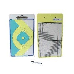 Carpeta tactica baseball reversible ABS