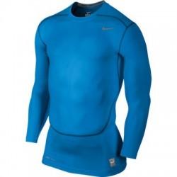 camiseta interior Nike core compression LS top Futbol ajustada