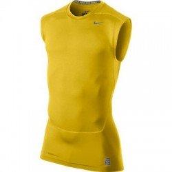 camiseta interior Nike core compression SL top Futbol ajustada