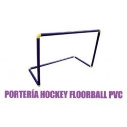 Porteria multiusos hockey froorball PVC 100x70 softee