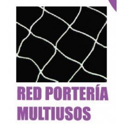 Red Porteria multiusos 140x105 softee