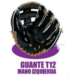 guante baseball T12 izquierda softee