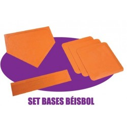 bases para baseball SET softee