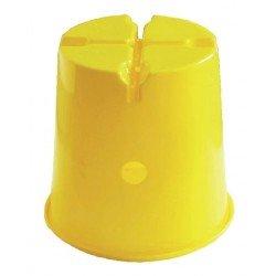 base cubo para pica y aro softee