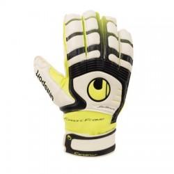 guante de portero de la marca uhlsport personalizado muestra de diseño