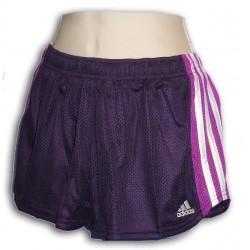 ADIDAS Pantalon corto mujer ED mesh Short morado