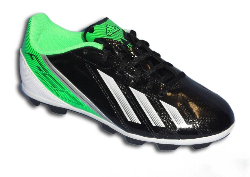 ... adidas f50 f5 benzema villa negro verde 2013 bota futbol niño infantil  taco . ... 634298d59ba94