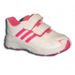 Adidas CLEASER CF rosa zapatilla baby