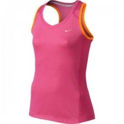 Nike camiseta deporte tirantes Chica ROSA TRANSPIRABLE dri fit