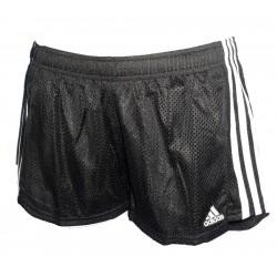 ADIDAS Pantalon corto mujer ED mesh Short negro