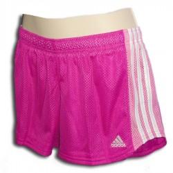ADIDAS Pantalon corto mujer ED mesh Short ROSA