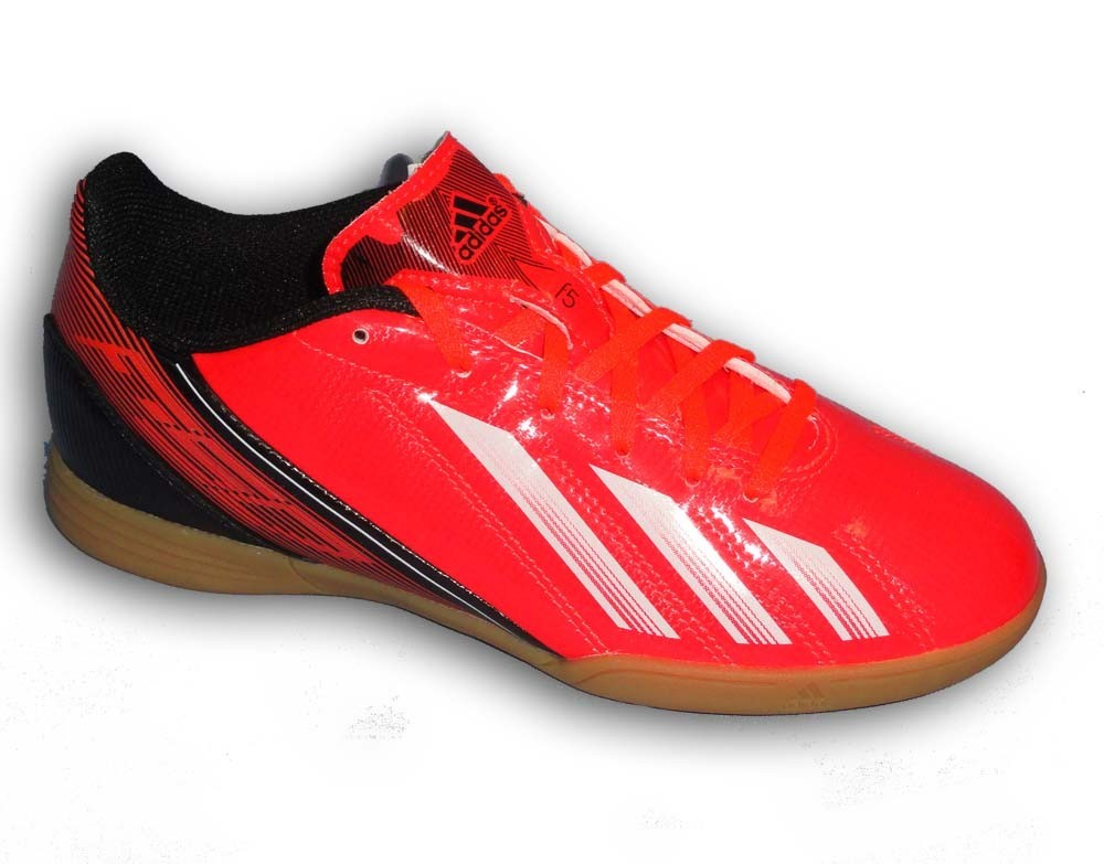Tenis De Futbol Rapido Adidas Rojos