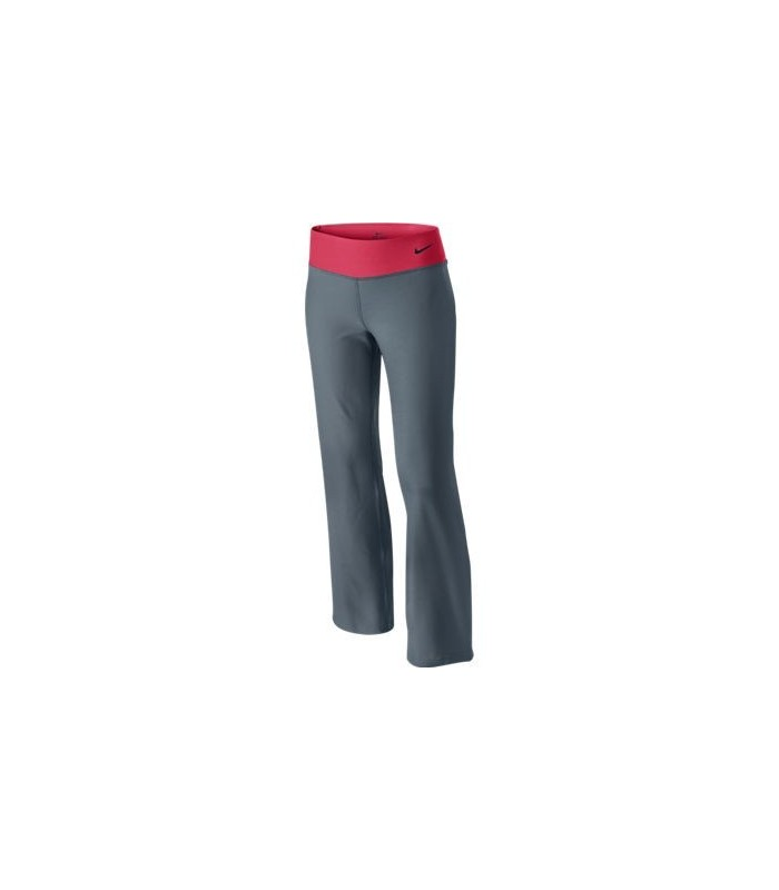 mayor selección de Super descuento precio de calle Malla NIKE REGULAR DRI-FIT GIRLS TRAINING PANTS 522089-477 Gris Rosa