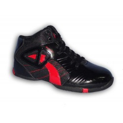 Bota baloncesto john smith BACUS JR negra