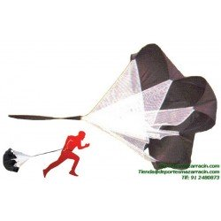 paracaidas de arrastre entrenamiento softee