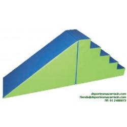SET FIGURAS 80 escalera + rampa softee