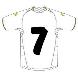 Estampar Numero en Camiseta