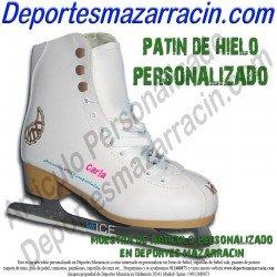 PERSONALIZAR Patin de patinaje artisitico sobre hielo (Imagenes de muestra)