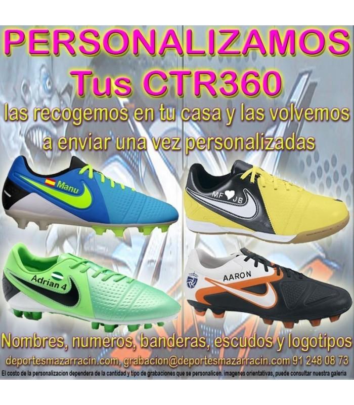 Nike Futbol Estampar Nombre Numero Escudo Personalizar Botas Bandera Ctr360 Grabar OPkXZiu