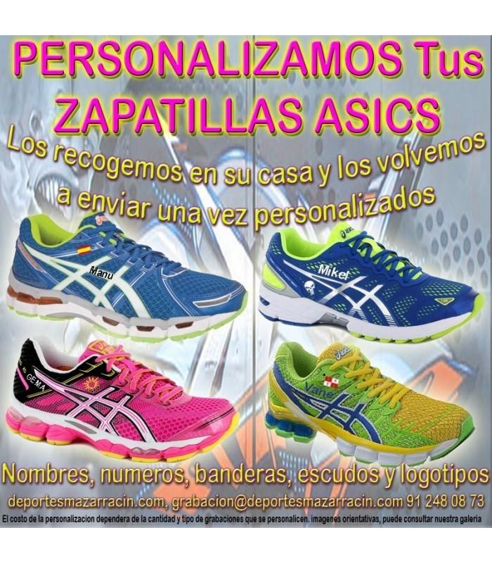 Nombre Tenis Zapatillas Grabar Personalizar Asics Correr Estampar Deporte Bandera Calzado Escudo Calle hQdxrtCs