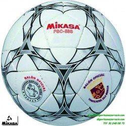 Balón Mikasa FSC-58 S Futbol Sala Tamaño 58Cm