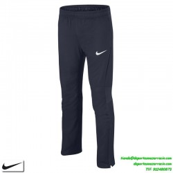 Nike Pantalon deporte chico DRI FIT 619594-452 transpirable azul marino