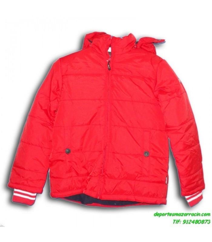 100% de alta calidad último estética de lujo Abrigo Anorack Joluvi COLE 232482 Niño Rojo chaqueta invierno frio
