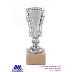 Trofeo copa economico 4287 diferentes alturas premio deporte pallart grabado chapa personalizado
