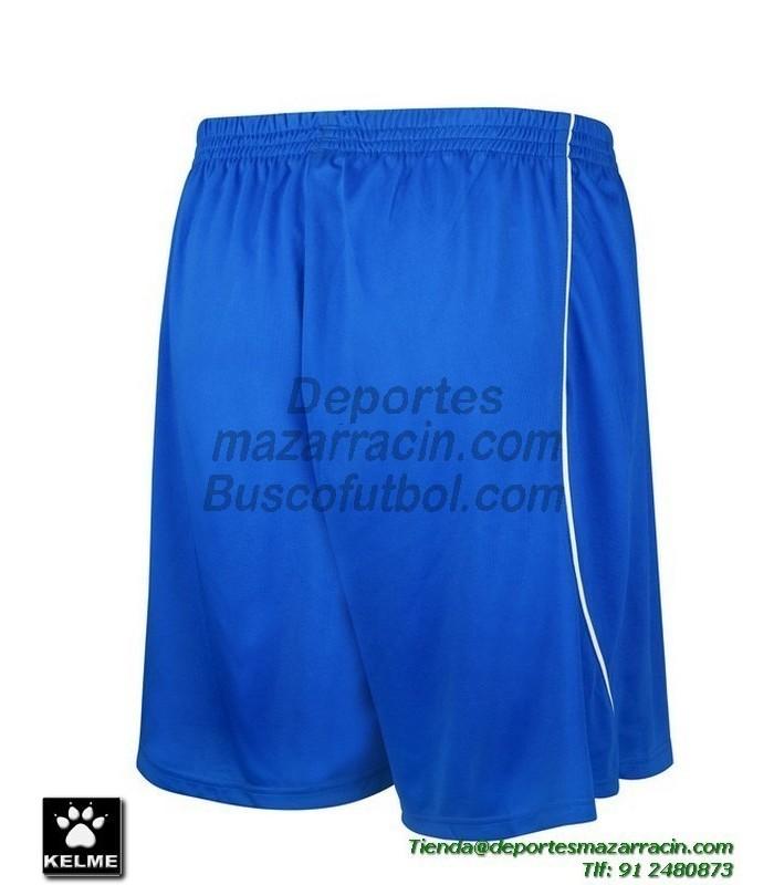 95a16ddc3d KELME PANTALON CORTO MUNDIAL Futbol color AZUL ROYAL equipacion short SPORT  talla hombre ni
