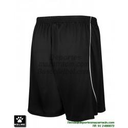 KELME PANTALON CORTO MUNDIAL Futbol color NEGRO equipacion short SPORT talla hombre niño 78406-26