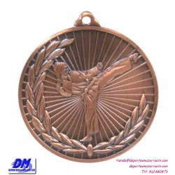Medalla ARTES MARCIALES 29904-11 diametro 50mm oro plata bronce premio pallart grabado laser personalizada