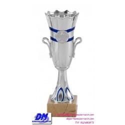 Trofeo copa economico 4289 diferentes alturas premio deporte pallart grabado chapa personalizado