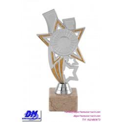 Trofeo copa participacion 4301 economico diferentes alturas premio deporte pallart grabado chapa personalizado