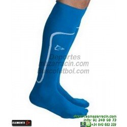 ELEMENTS STRIP LISA MEDIAS Futbol color AZUL ROYAL equipacion deporte calcetin talla SOCK hombre niño 910810