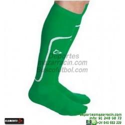 ELEMENTS STRIP LISA MEDIAS Futbol color VERDE equipacion deporte calcetin talla SOCK hombre niño 910810