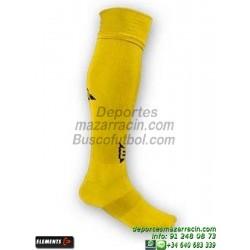 ELEMENTS EQUIP LISA MEDIAS Futbol color AMARILLO equipacion deporte calcetin talla SOCK hombre niño 910105