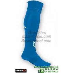 ELEMENTS EQUIP LISA MEDIAS Futbol color AZUL ROYAL equipacion deporte calcetin talla SOCK hombre niño 910105