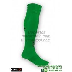 ELEMENTS EQUIP LISA MEDIAS Futbol color VERDE equipacion deporte calcetin talla SOCK hombre niño 910105