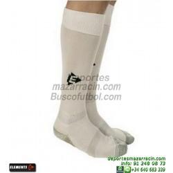ELEMENTS PROTECNIC LISA MEDIAS Futbol color BLANCO equipacion deporte calcetin talla SOCK hombre niño 910104