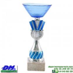 Trofeo copa economico 5291 diferentes alturas premio deporte pallart grabado chapa personalizado