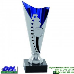 Trofeo copa economico 5293 diferentes alturas premio deporte pallart grabado chapa personalizado