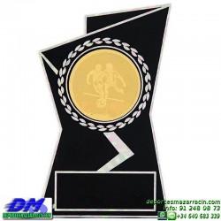 Trofeo copa economico 5303 diferentes alturas premio deporte pallart grabado chapa personalizado